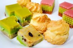 Colorful Dessert Stock Photo