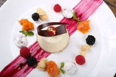 Colorful dessert Royalty Free Stock Photography