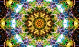 Colorful and detailed mandala Art. Abstract Illustration: Colorful and detailed mandala Art with a beautiful kaleidoscopic pattern vector illustration
