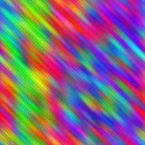 Colorful diagonal stripes Royalty Free Stock Image