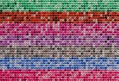Colorful Diamonds pattern background Stock Photo