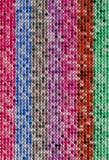 Colorful Diamonds pattern background Stock Photography