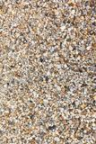Colorful different colors gravel background Stock Image