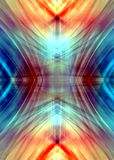 Colorful diffusion Royalty Free Stock Image