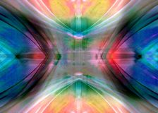 Colorful diffusion 3 Royalty Free Stock Photography