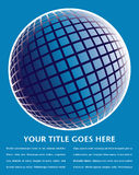 Colorful digital globe design. Stock Photos