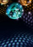 Colorful disco feeling Royalty Free Stock Images