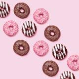 Donuts royalty free stock photos