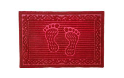 Colorful doormat for house and office. Stock Image