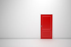 Colorful doors Royalty Free Stock Image