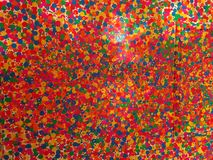 Colorful dot background Royalty Free Stock Photography