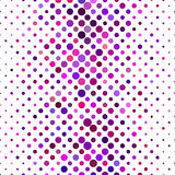 Colorful dot background design Stock Images