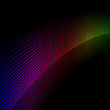 Colorful doted background Royalty Free Stock Images