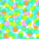 Colorful Dots Royalty Free Stock Images