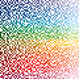 Colorful Dots Background Stock Images