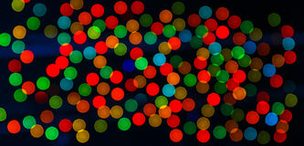 Colorful dots. Stock Images