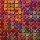 Colorful dots Stock Photo