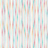 Colorful dots pattern background. Colorful dots pattern modern background royalty free illustration