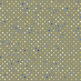 Colorful dotted  pattern Royalty Free Stock Photography