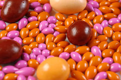 Colorful Dragee Candies Royalty Free Stock Photo