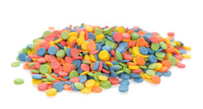 Colorful dragee Royalty Free Stock Photo