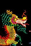 Colorful of dragon,new year of chinese Stock Image