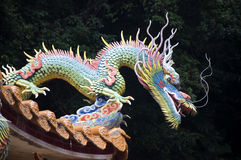 Colorful Dragon, Taiwan Royalty Free Stock Photography
