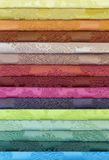 Colorful Drapery Background Royalty Free Stock Photos