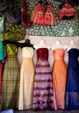 Colorful dress. Stock Photos