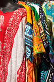 Colorful Dresses Royalty Free Stock Photography