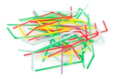 Free Colorful Drinking Straws Royalty Free Stock Photos - 99404538