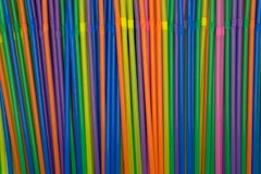 Colorful drinking straws, cocktail tubes, close-up, background . Colorful drinking straws, cocktail tubes, close-up background Royalty Free Stock Photos