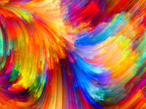 Colorful Dynamics Royalty Free Stock Images