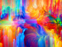Colorful Dynamics Royalty Free Stock Photo