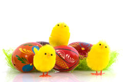 Colorful easter Stock Photography