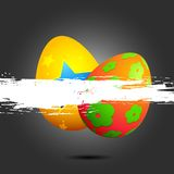 Colorful Easter Egg Royalty Free Stock Photo