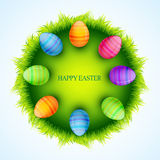 Colorful easter egg Stock Image