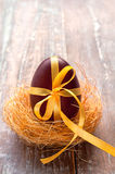 Colorful easter egg royalty free stock image