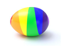 Colorful Easter EGG Stock Images