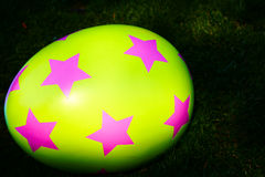 Colorful Easter egg Royalty Free Stock Photos