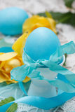 Colorful easter egg Stock Photos