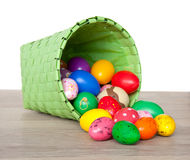 Free Colorful Easter Eggs Stock Images - 18822134