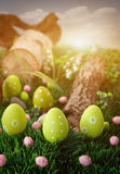 Colorful Easter Royalty Free Stock Images