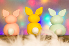 Colorful Easter Stock Photo