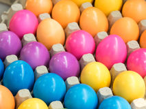 Colorful eggs Royalty Free Stock Images