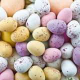 Colorful eggs for easter Stock Images