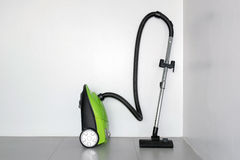 Colorful of electric vacuum cleaner. Royalty Free Stock Image