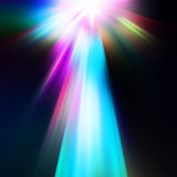 Colorful elegant on abstract background Royalty Free Stock Photos