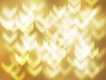 Colorful elegant on abstract background Stock Photos