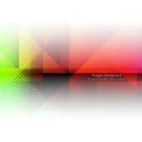 Colorful elegant polygonal shape background Royalty Free Stock Image
